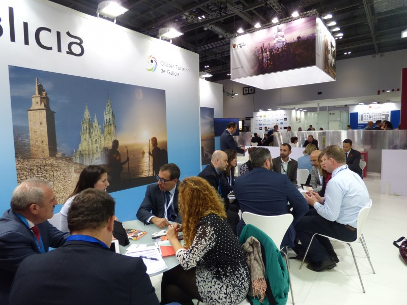 [:es]La misión comercial a la WTM Londres concluye con más de 20 turoperadores británicos contactadosA misión comercial á World Travel Market conclúe con máis de 20 turoperadores británicos contactadosA trade mision to WTM London concludes with over 20 UK operator contacted