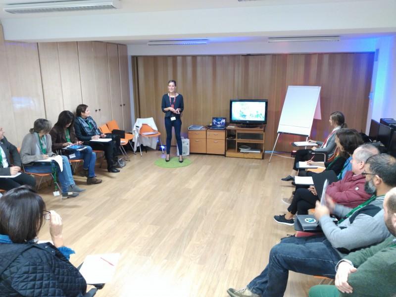 [:es]Profesionales del turismo de Lugo aprenden a comunicar mejorProfesionais do turismo de Lugo aprenden a comunicar mellorLugo tourism professionals learn to communicate better