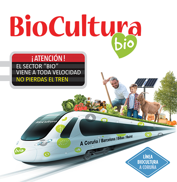 [:es]ExpoCoruña acogerá en marzo BioCultura, la feria de productos ecológicos por excelencia del estado españolExpoCoruña acollerá en marzo BioCultura, a feira de produtos ecolóxicos por excelencia do estado españolExpoCoruña will host in March BioCultura, the fair of organic products par excellence of the Spanish state.