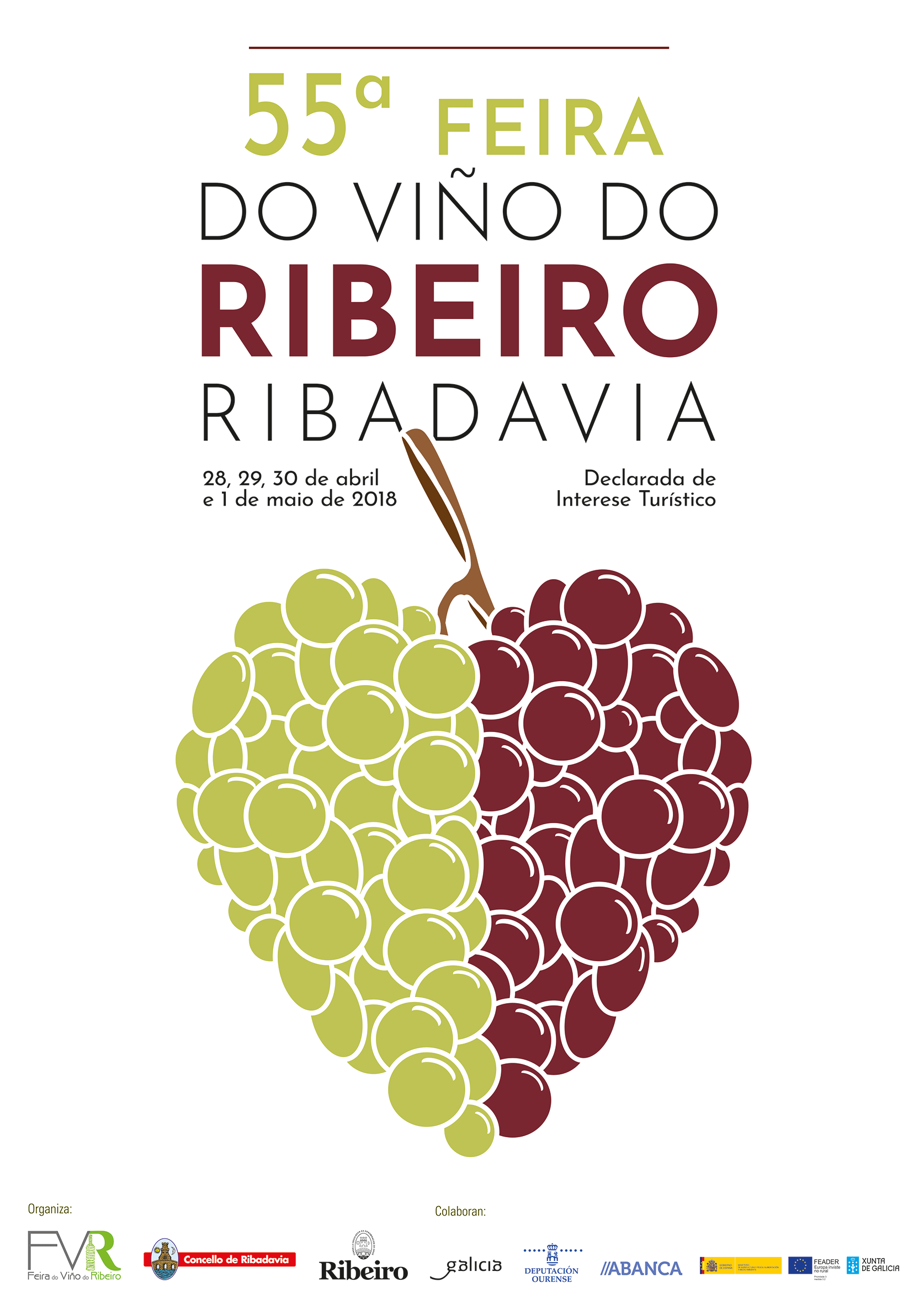 The Federation of Hospitality of Pontevedra promotes the promotion of the Ribeiro Wine Fair