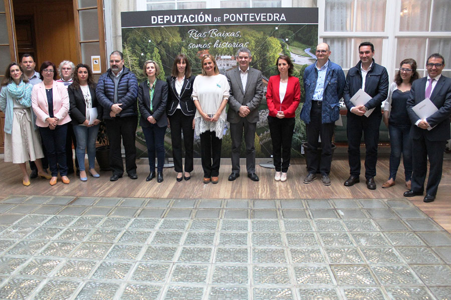 Pontevedra Provincial Council will include the private sector in its next promotion activities