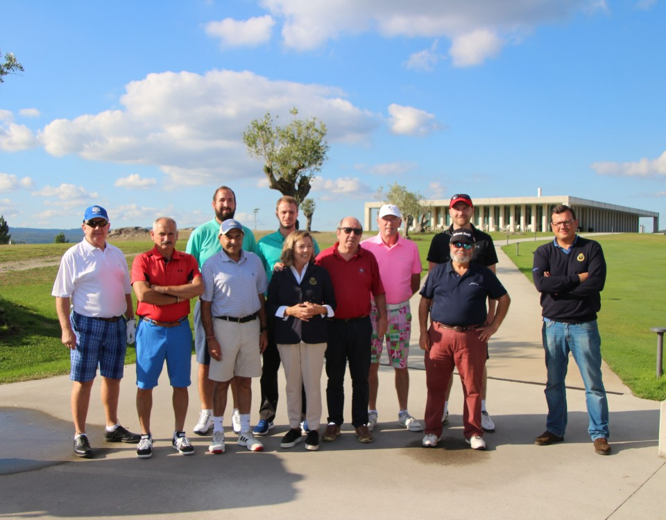 famtrip grupo golf Celtic Spain Golf&Wellness