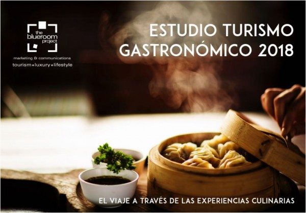 [:es]El 80% de los profesionales del sector turístico considera que la experiencia gastronómica es un elemento clave para el turista en la elección de los viajes O 80% dos profesionais do sector turístico considera que a experiencia gastronómica é un elemento crave para o turista na elección das viaxes 80% of professionals in the tourism sector consider that the gastronomic experience is a key element for the tourist in the choice of trips.