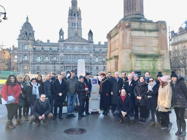 [:es]Experience Galicia in Glasgow Experience Galicia in GlasgowExperience Galicia in Glasgow