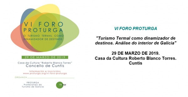 [:es]Proturga dedica este año su foro al turismo termal como dinamizador de destinosProturga dedica este ano o seu foro ao turismo termal como dinamizador de destinosProturga dedicates this year its forum to thermal tourism as a dynamizer of destinations