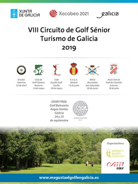 [:es]Pantón acogerá la final del VIII Circuito de Golf Sénior poniendo en valor el deporte, termalismo y gastronomíaPantón acollerá a final do VIII Circuíto de Golf Sénior pondo en valor o deporte, termalismo e gastronomíaPantón will host the final of the VIII Circuit of Senior Golf valuing sport, thermalism and gastronomy