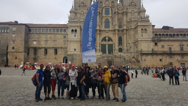 [:es]Operadores turísticos de seis países completan la Ruta Sur de la Travesía Náutica Xacobea Operadores turísticos de seis países completan a Ruta Sur da Travesía Náutica Xacobea Tour operators from six countries complete the Southern Route of the Xacobean Nautical Traverse