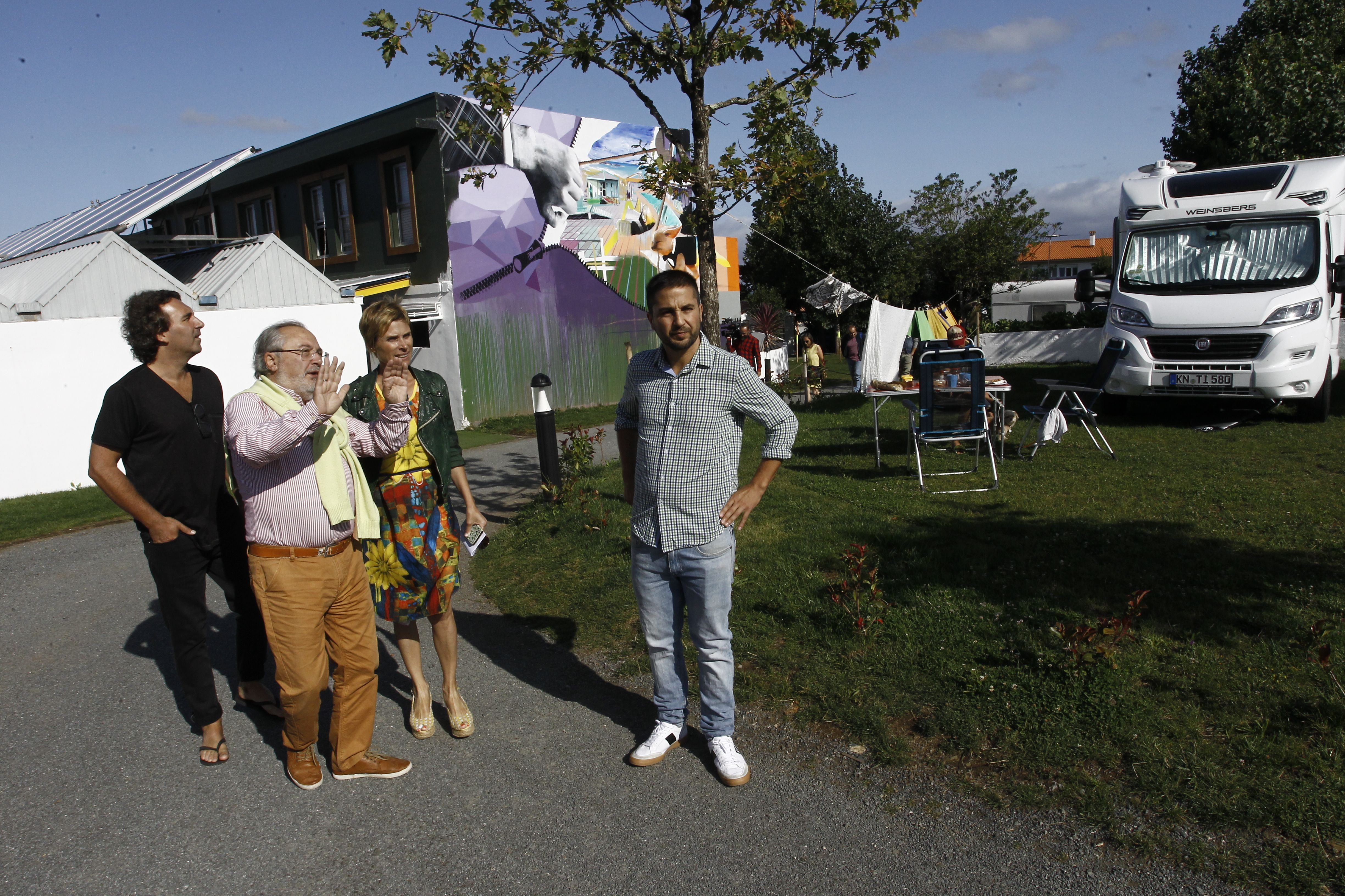 Star rating and new areas of specialization in the new decree for the regularization of Galician campsites