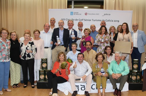 ganadores circuito golf senior 2019