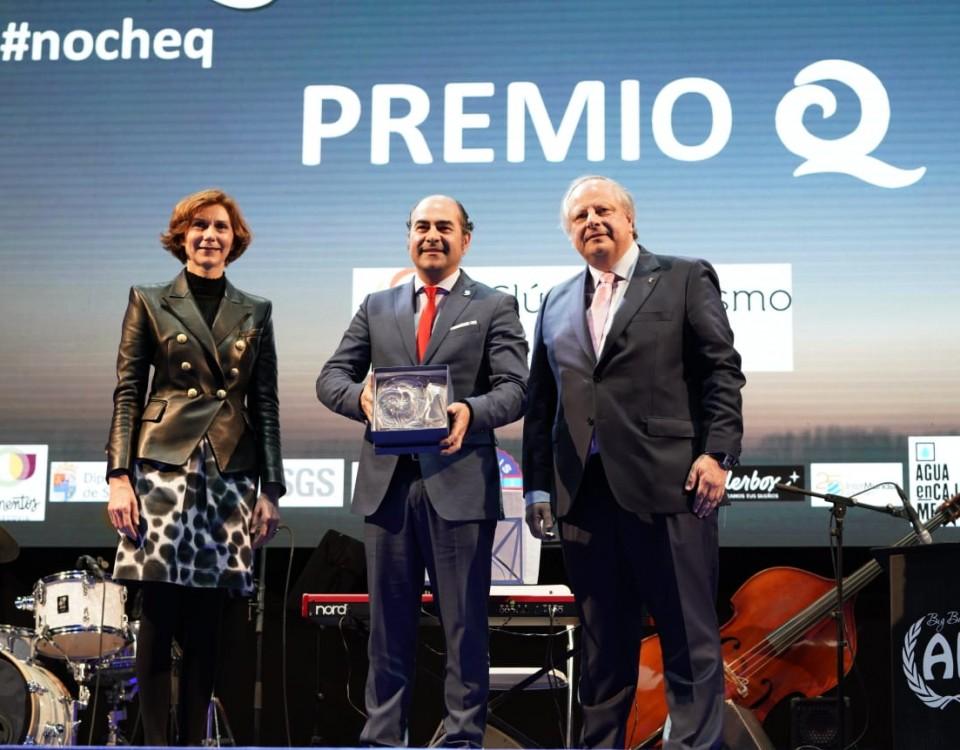 Premio Q de Calidad ICTE Madrid 2019