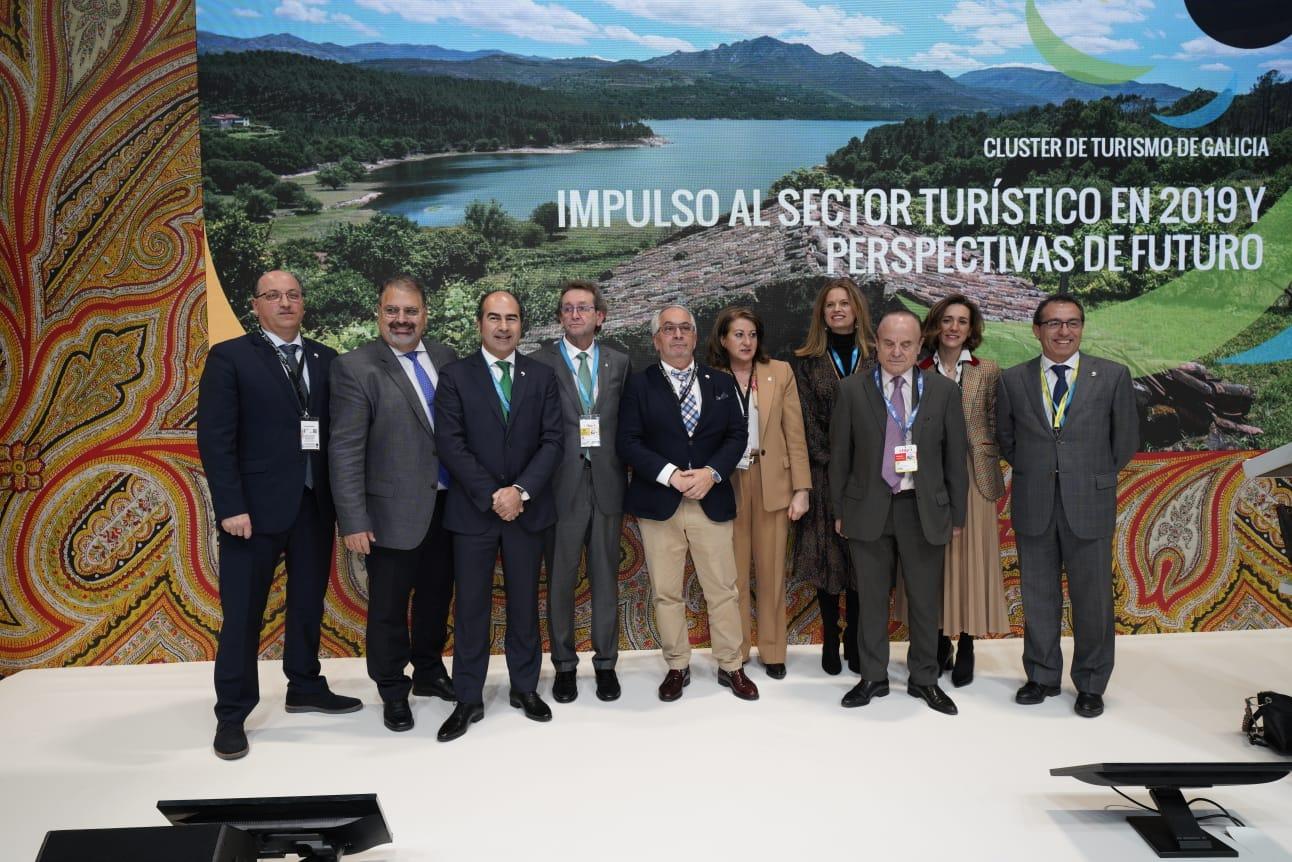 Workshops y misiones internacionales centran el calendario de acciones del Clúster Turismo de Galicia en 2020