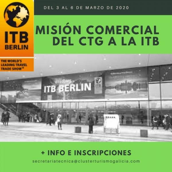 [:es]Nueva misión comercial gallega a la ITB BerlinNova misión comercial galega á ITB BerlinNew Galician trade mission to ITB Berlin