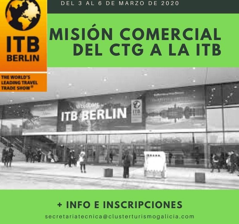 mISIÓN COMERCIAL ITB Berlin