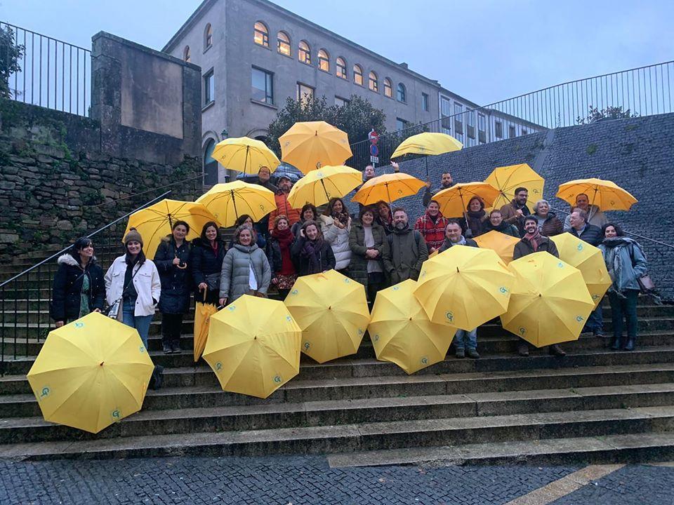 Apit Galicia celebra con visitas guiadas gratuítas o Día Internacional do Guía de Turismo