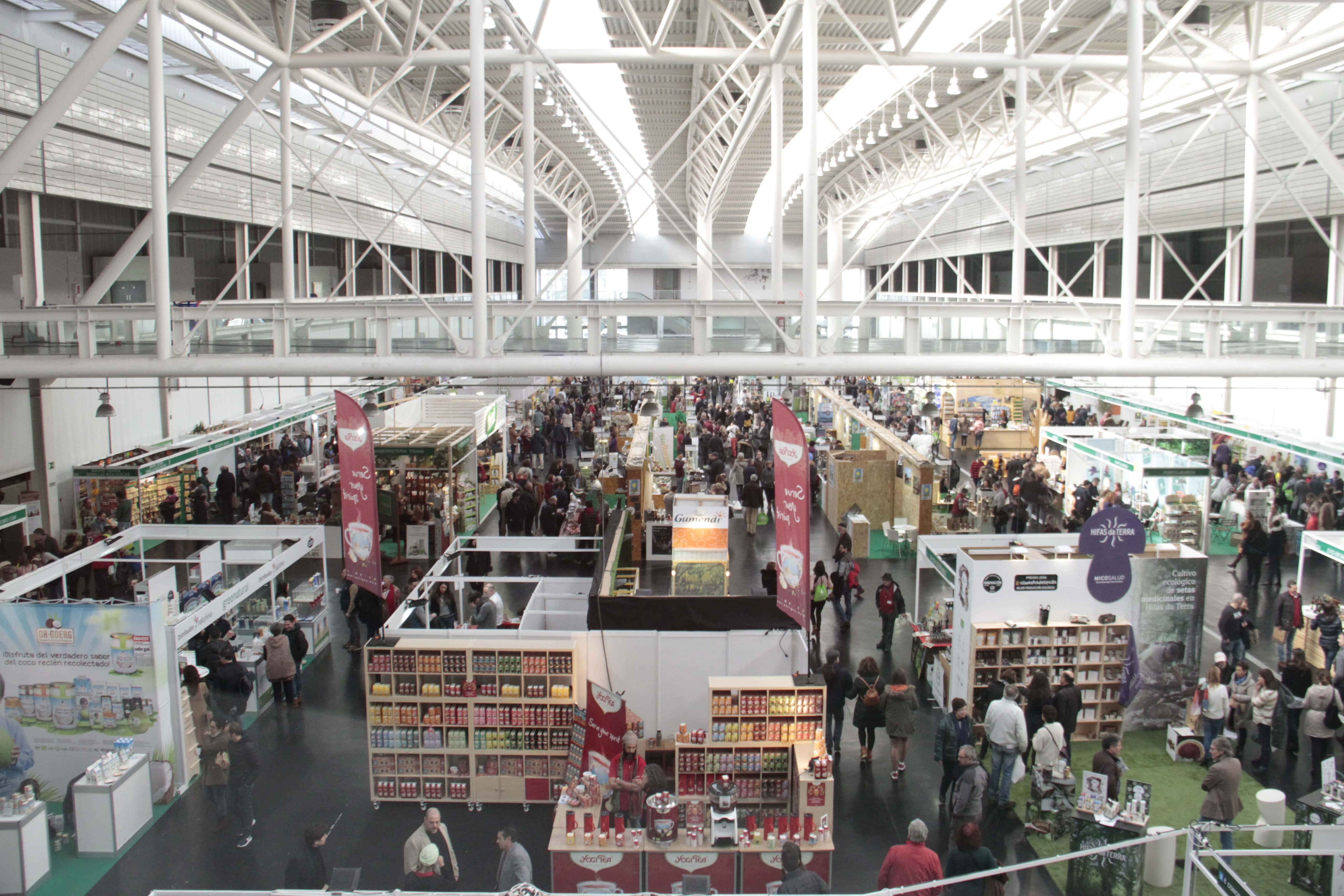 The second edition of the organic product fair Biocultura arrives at ExpoCoruña with 150 exhibitors and the forecast of attendance of more than 13 thousand people