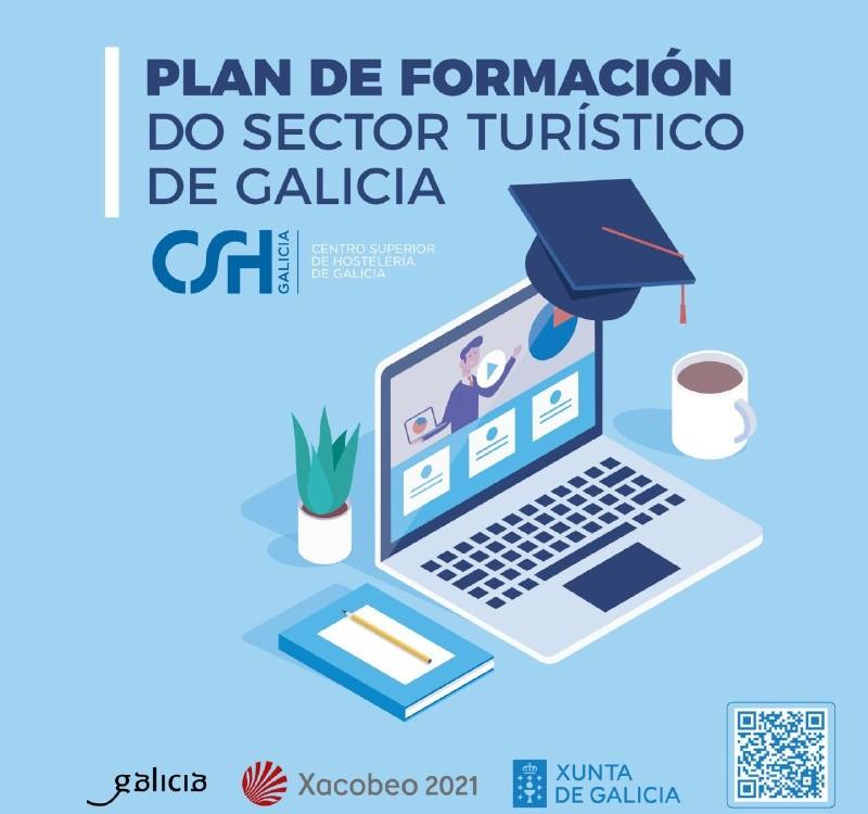 formación on line Xunta de Galicia