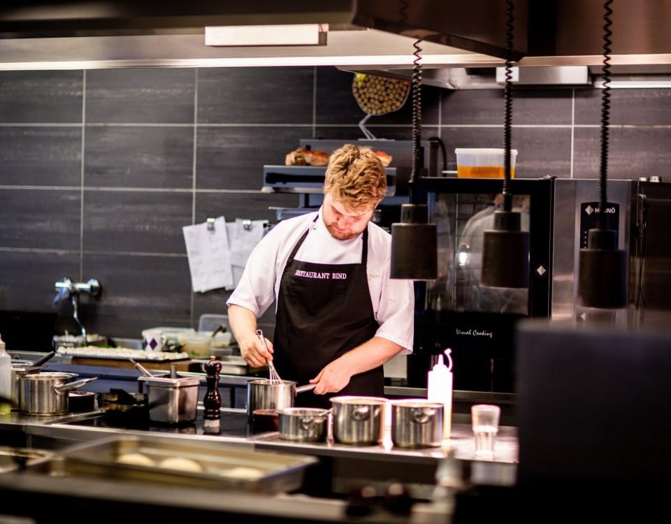 restauración formación cocinero