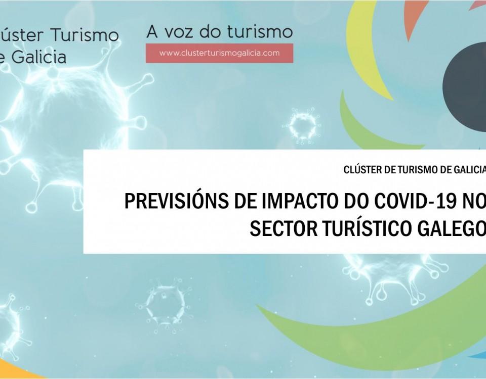 prevision de impacto covid19 turismo galicia