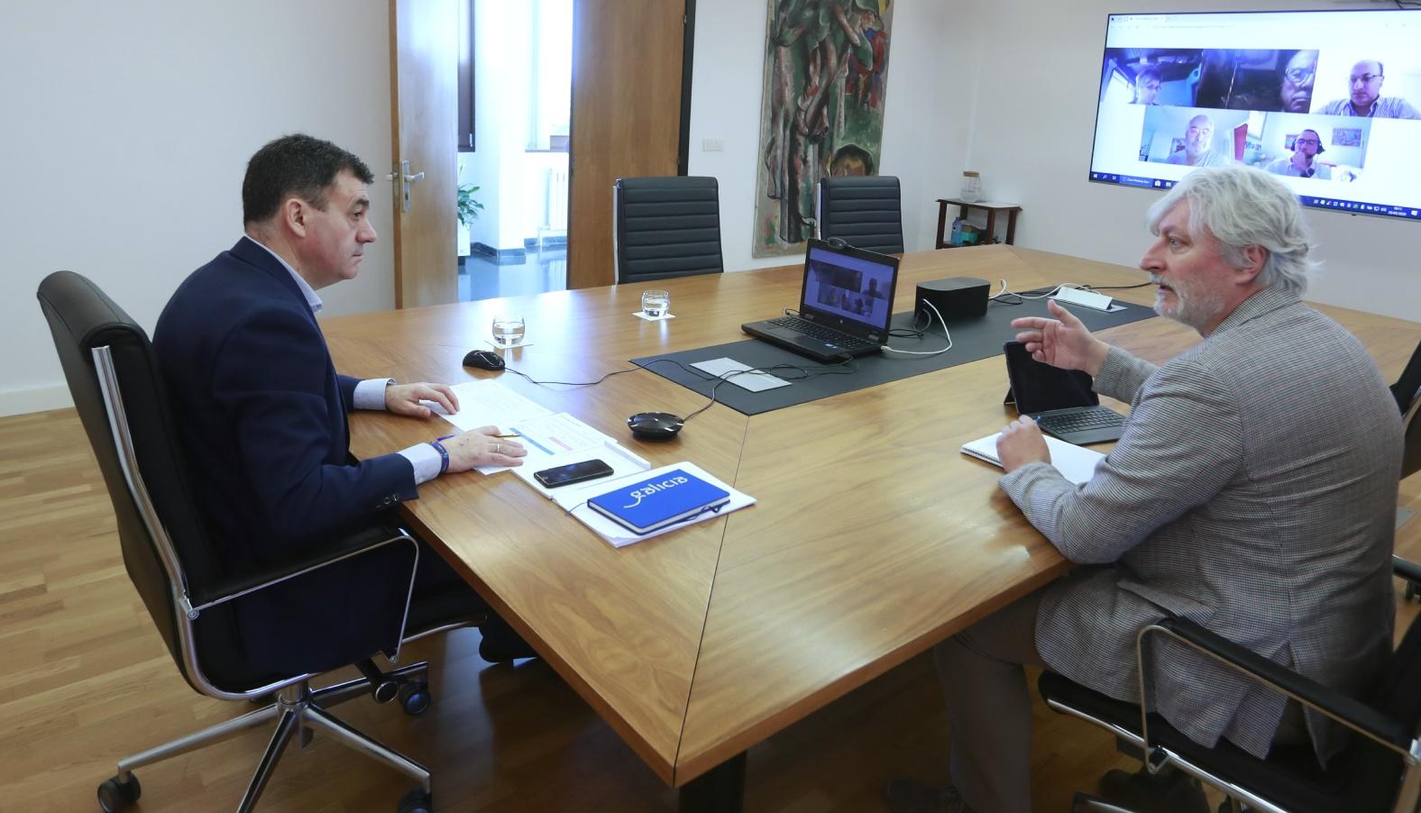 Xunta e sector acordan incrementar o aforamento dos establecementos hostaleiros ao 50% a partir da próxima semana