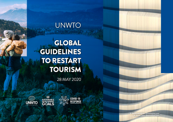 [:es]La OMT presenta sus directrices globales para reabrir el turismo A OMT presenta as súas directrices globais para reabrir o turismo UNWTO presents its global guidelines for reopening tourism