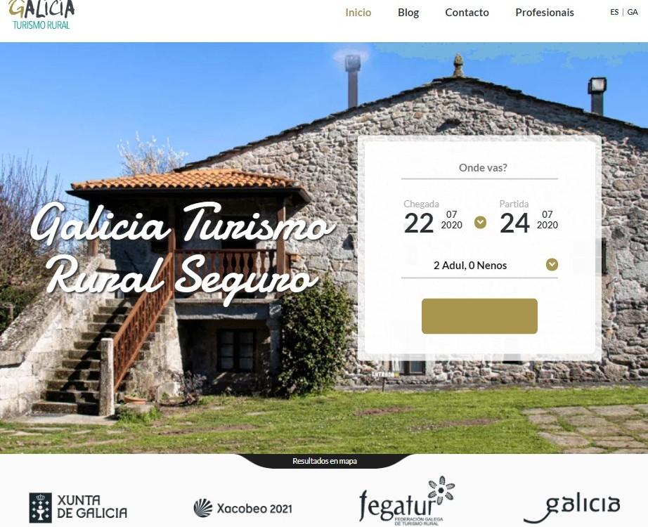 2020-07-22 Portada GaliciaTurismoRural.es