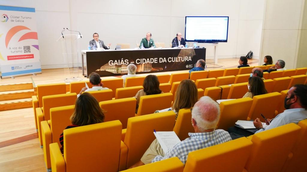 El Clúster Turismo de Galicia aprueba su presupuesto anual marcado por el impacto del coronavirus en el sector