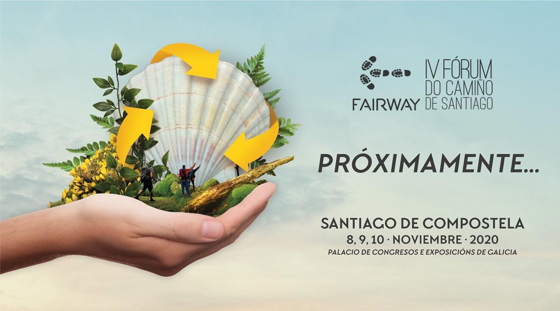 Fairway se celebrará en el Palacio de Congresos de Santiago del 8 al 10 de noviembre de 2020