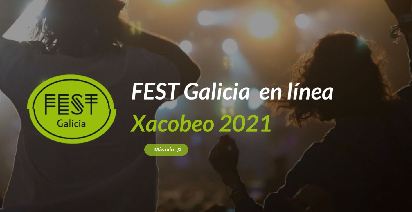 Support from the Xunta to the music festivals under the brand Fest Galicia