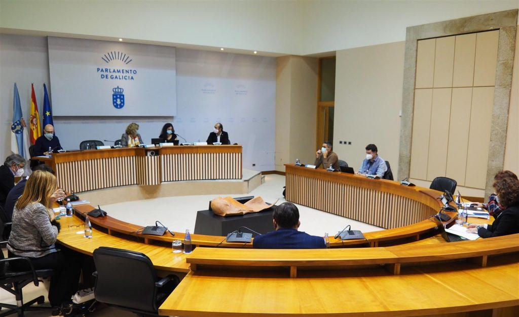 EL PRESIDENTE DEL CLUSTER TURISMO RECLAMA EN EL PARLAMENTO DE GALICIA UN PLAN DE RESCATE PARA TODO EL SECTOR