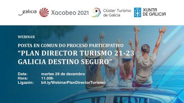[:es]Puesta en común de las aportaciones para el Plan Director del Turismo de Galicia 2021-2023Posta en común das achegas para o Plan Director de Turismo de Galicia 2021-2023 Pooling of contributions for the Galician Tourism Master Plan 2021-2023