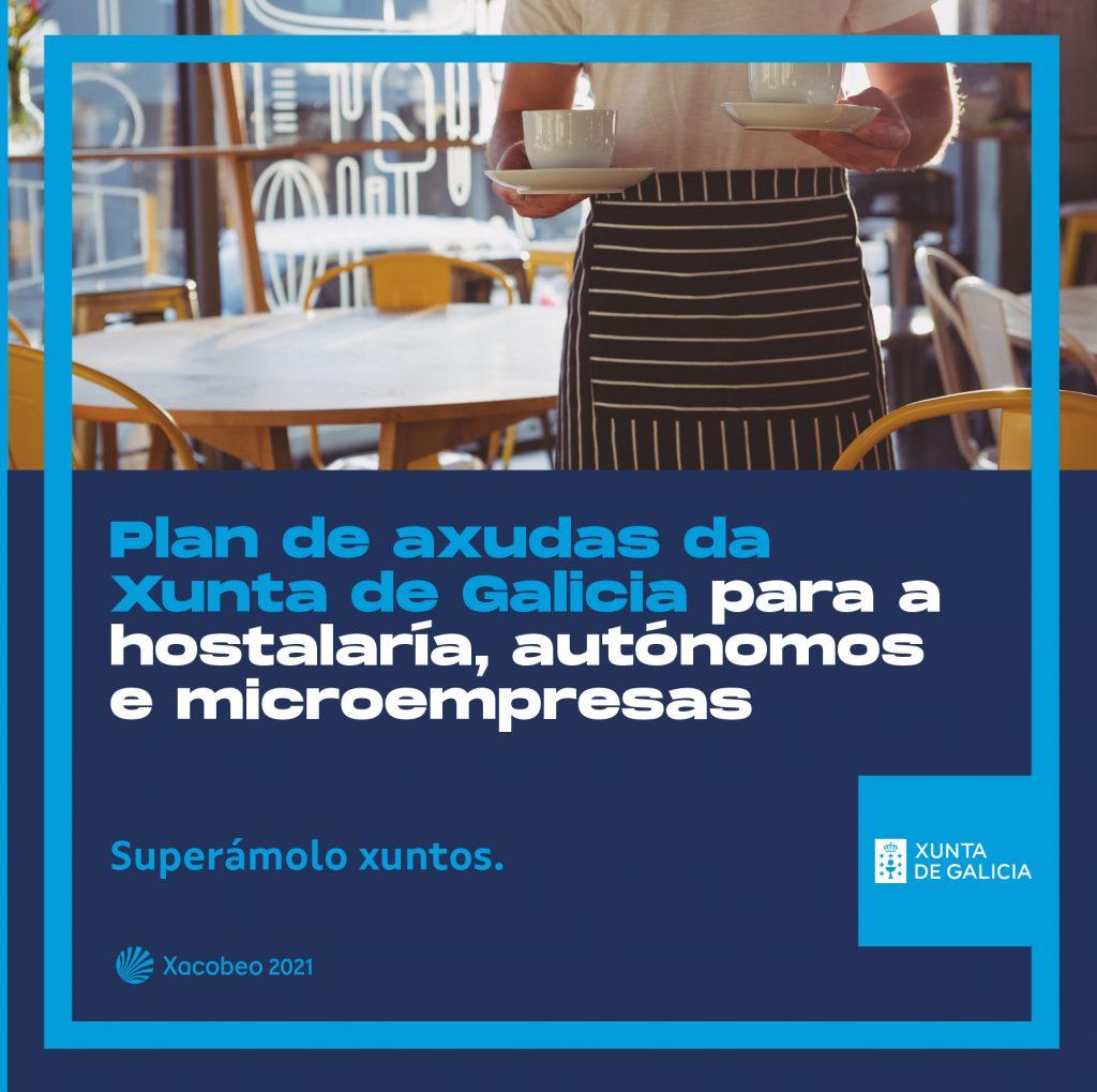 A Xunta dirixe unha carta á hostalería galega na que explica as axudas e indica como solicitalas